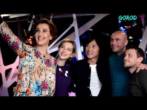 Видео  для телеканала «Прямой», проекта «Территория Позитива» ведущей Снежаны Егоровой