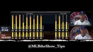 MLB 15 the Show - Nolan Ryan vs Tom Seaver DIAMOND DYNASTY