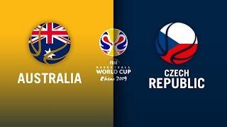 Australia v Czech Republic - Highlights | FIBA Basketball World Cup 2019
