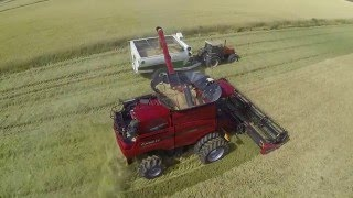 Riverina Rice Harvest 2016