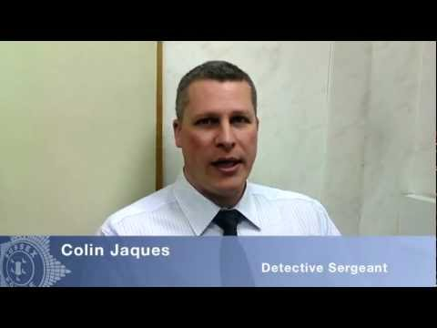 Detective Sergeant Colin Jaques: The Court process, conviction and sentencing