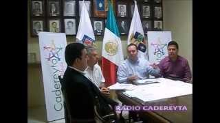 CADEREYTA JIMENEZ CONFERENCIA DE PRENSA VIERNES 23 DE MAYO