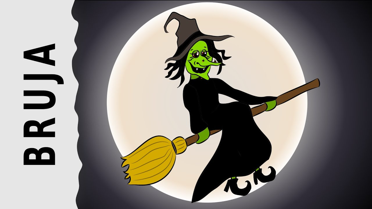 How to draw a Witch  Halloween Special  YouTube