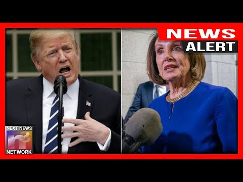 ALERT: Nasty Pelosi STORMS Stage, SMEARS Trump AGAIN For Something IMAGINARY