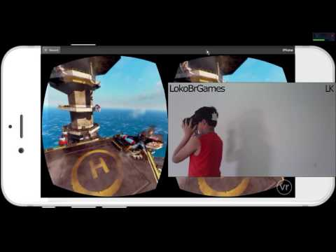 VR BOX JUST CAUSE 3