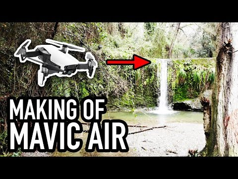 DJI MAVIC AIR | Tomas ÉPICAS | ¿Como las grabé?