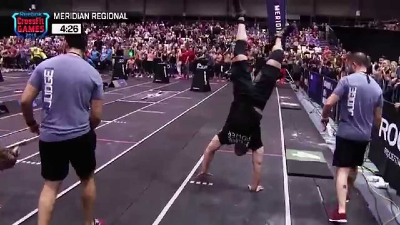 Crossfit Games 2015 The Dutch Youtube