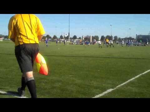 U9 FC Storm Academy vs FC Dallas Dewitt