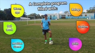 • Soccer skills • Teaching the basic moves at elementary school