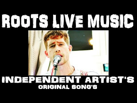 Kristian Brightmore - Original song (patient) Nottingham music - roots live music Video