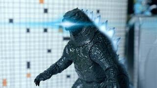 Godzilla 2014 vs zilla