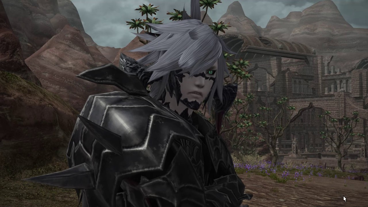 final fantasy xiv how to become a dark knight