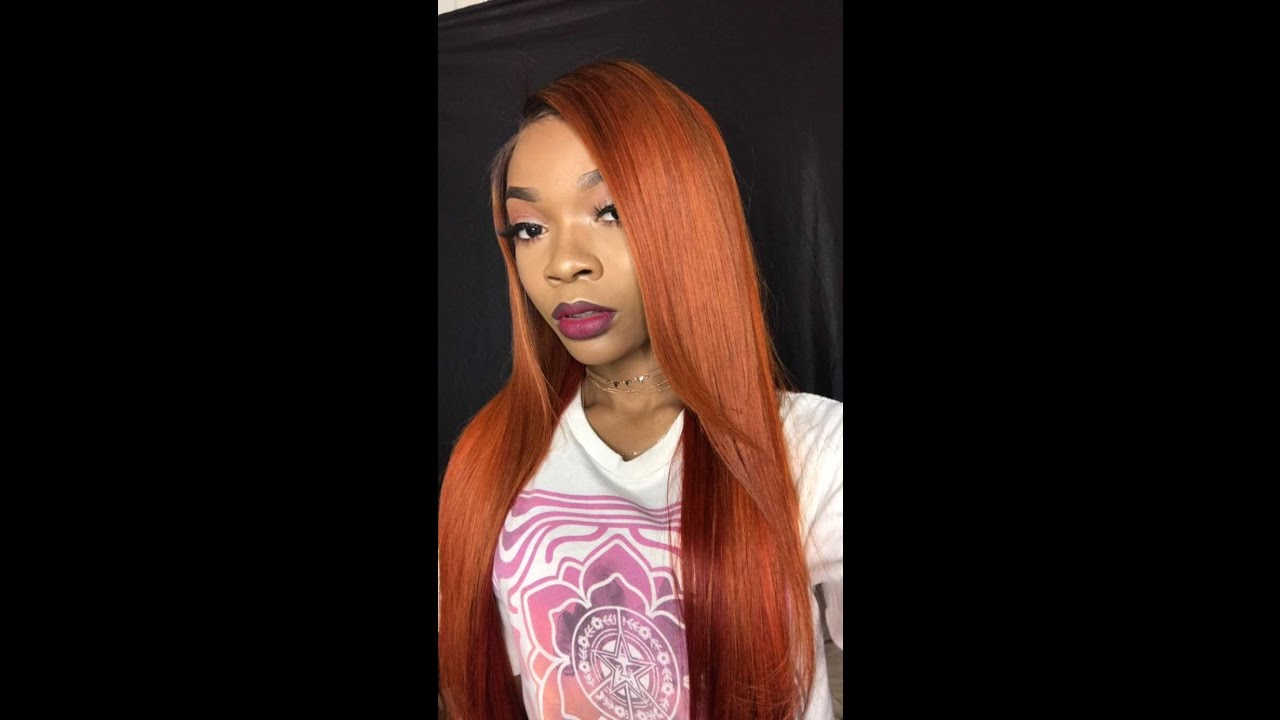 New Jessica Rabbit Orange Hair Aliexpress Monstar 613 Hair Update