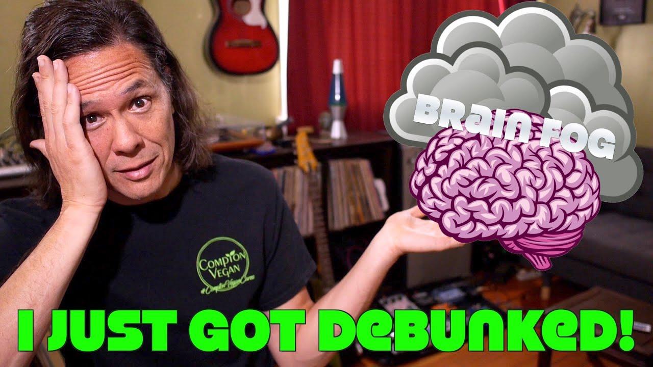 Anti Vegan Debunks My Brain Fog Video? Challenge Issued & Response!