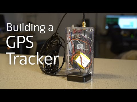 Building a GPS Tracker