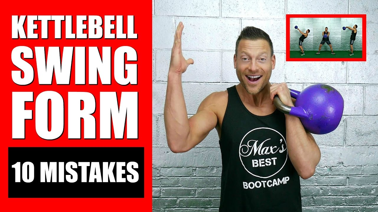 The Kettlebell Swing You've Never Seen Before foto