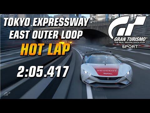 GT Sport Hot Lap // Manufacturer 2019/20 Ex. S1 Rd.6 (Gr.3) // Tokyo Expressway
