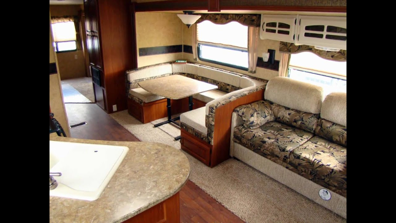 What To Look For In A Travel Trailer