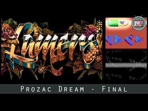 Prozac Dream - Final by Lamers, 2017 (Atari 8 bit Demo)