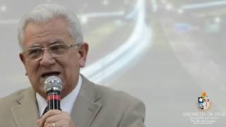 Convocação Pr. Emanuel Barbosa para Evangelização