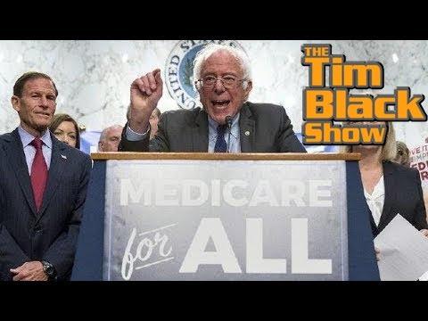 Bernie Sanders Health Care Bill Gets Positive Democratic Senate Support!