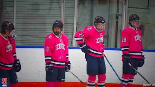 Syracuse Hockey Presents Pink the Rink