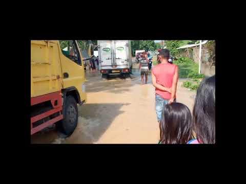 Luapan Sungai Ciberem Menyebabkan Banjir Ke Rumah Warga D Kopo Maja