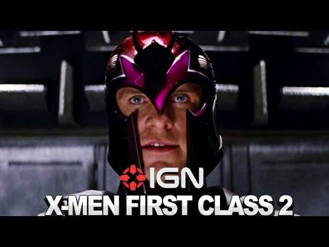 X-Men: First Class Sequel Confirmed as Days of Future Past