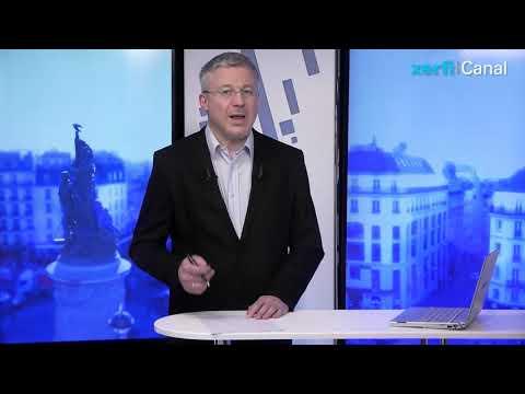 Grosse colère allemande contre la situation française