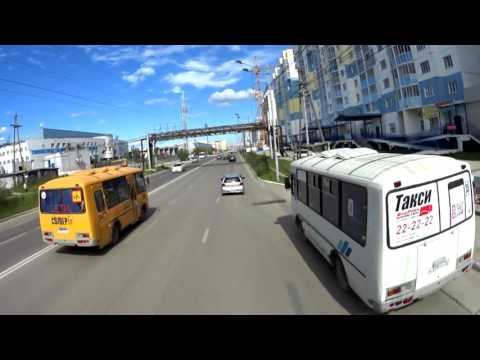 Город Якутск лето