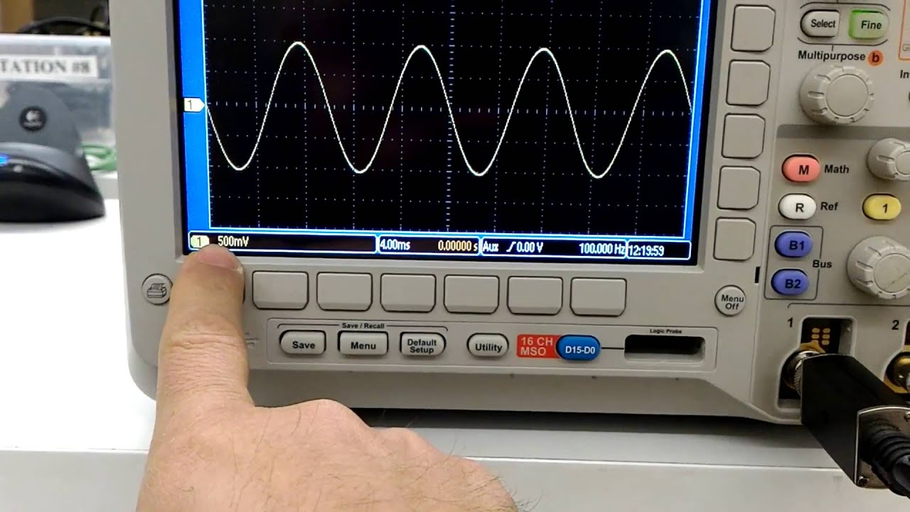 Lab 1 - Introductory Experiments and Linear Circuits I
