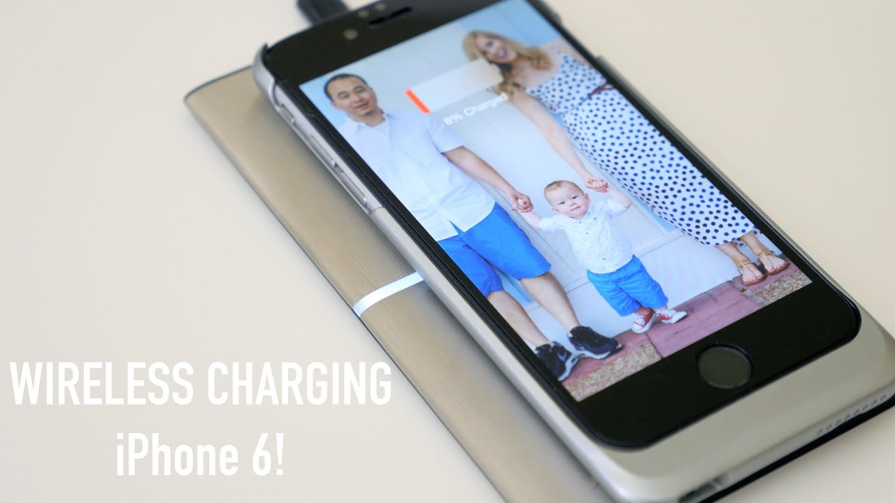 super popular c73df bbb71 Best Wireless Charging for the iPhone 6? (inpofi Fast Charging System)