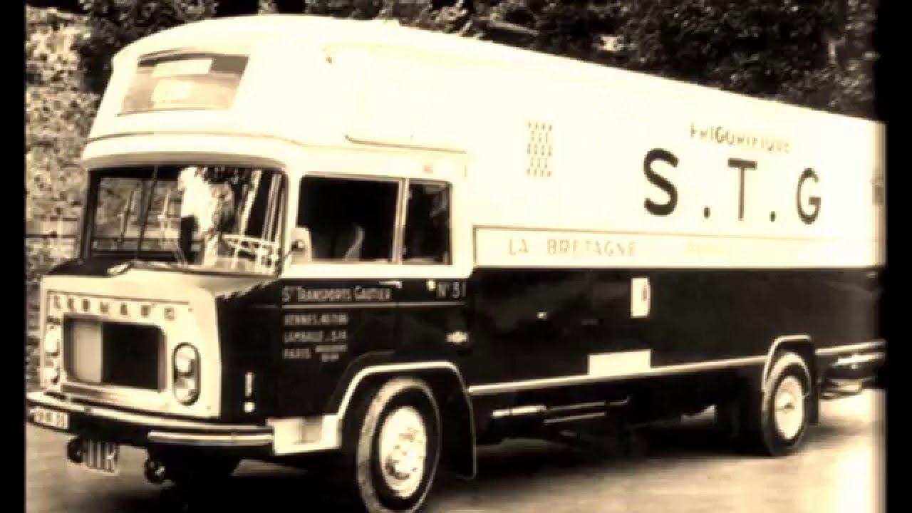 truck fleet videos for les vieux camions frigorifque francais by p blackshire