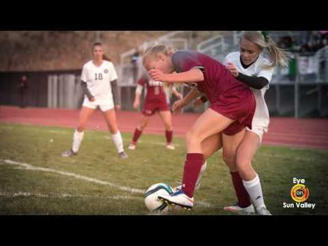 Wood River High School Girls Soccer  - October 4, 2016