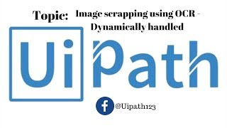Image Scrapping Using OCR  -Dynamically Handled   Get Text OCR
