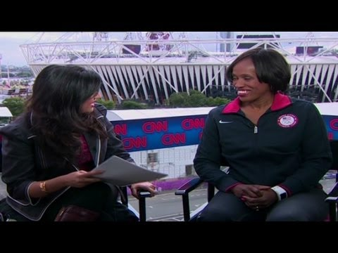 Jackie Joyner-Kersee talks Team USA