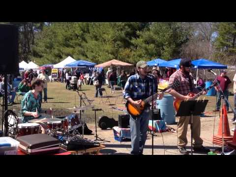 New Speedway Boogie - Miller Street Barn Band @ The Herring Run 2015