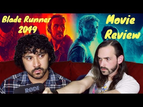 BLADE RUNNER 2049 - MOVIE REVIEW!!!