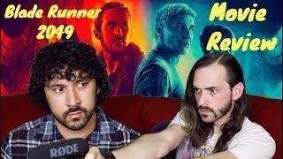 BLADE RUNNER 2049 - MOVIE REVIEW!!!