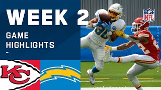Chiefs vs. Chargers Week 2 Highlights | NFL 2020
