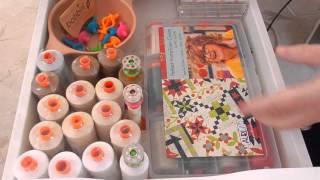Studio Update My Sewing Table