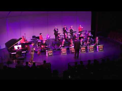 NC State Jazz Ensemble 1: Come Fly With Me (Fall 2017)