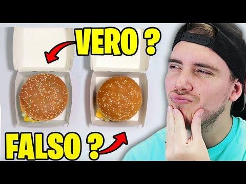 REAL VS FAKE CHALLENGE!! - Riesci ad indovinare quello VERO!? #2