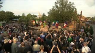 Seven Dwarfs Mine Train Dedication Ceremony