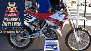 Ryan Villopoto Yamaha YZ250 2 Stroke RAW - Dirt Bike Magazine