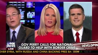 GOPAC President David Avella on The Real Story with Gretchen Carlson - Fox News - July 14, 2014