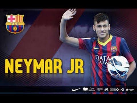 Neymar JR - Crazy drive skills