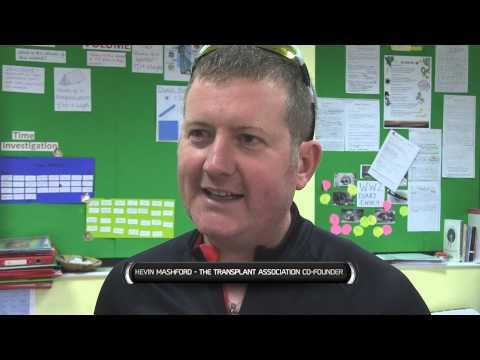 Charity Bike Ride Organiser Inspires Bristol Primary School Children