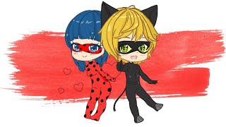 Snapshot #4/31 - Disguises (A LadyNoir Month Miraculous Ladybug Fanfiction)