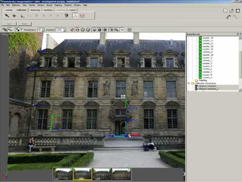 buidling measuring and redrawing with autodesk imagemodeler youtube